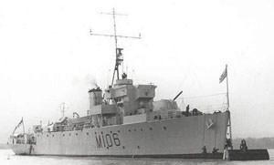 HMS Acute (Pennant M106)