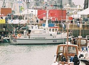 HMSML GLEANER
