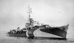 HMS Quail