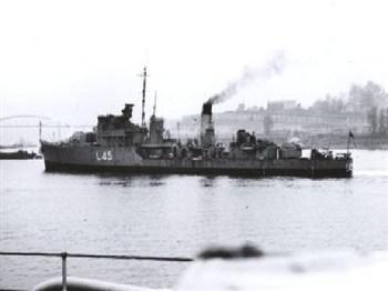 HMS Whaddon