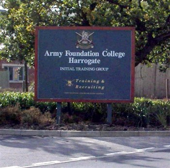 army apprentice college harrogate