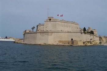 HMS  St Angelo