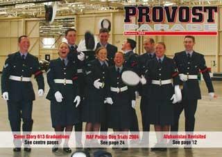 RAF Provost Branch