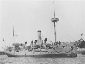 HMS Rinaldo.