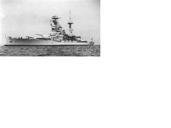 HMS Ramilles