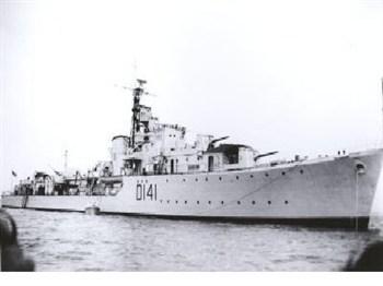 HMS Redoubt