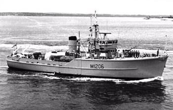HMS Fiskerton