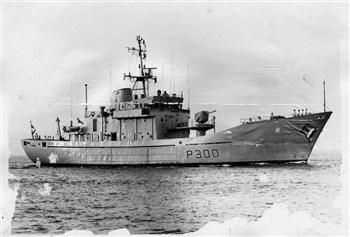 HMS Lindisfarne