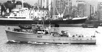 HMS Houghton