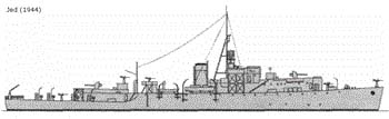 HMS Itchen