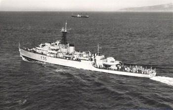 HMS Enard Bay