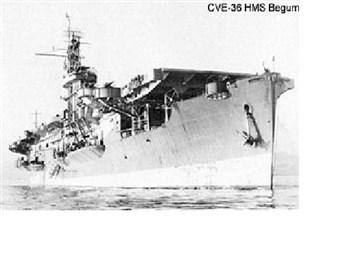 HMS Begum