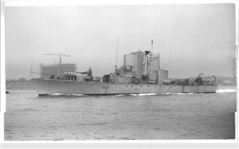 HMS Tilford
