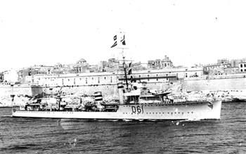HMS Valkyrie