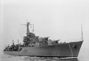 HMS Gravelines
