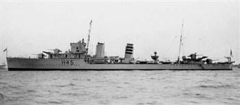 HMS Acheron (Pennant H45)