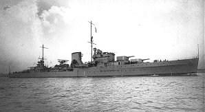 HMS Achilles (Pennant 70)