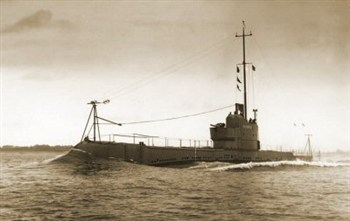 HMS Olympus (N35)