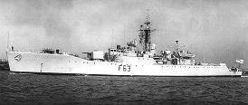 HMS Scarborough (F63)