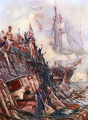 HMS Belleisle