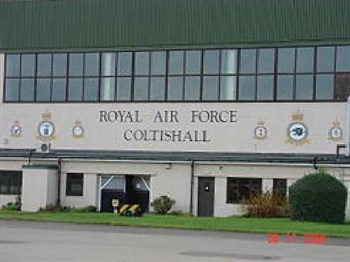 RAF Coltishall