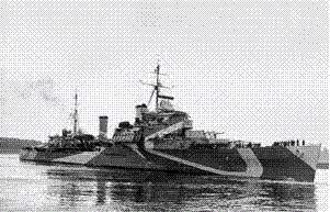 HMS Bemuda
