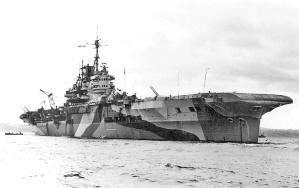 HMS Formidable
