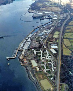 HM Naval Base Clyde