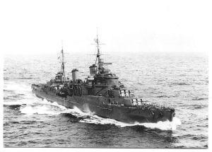 HMAS Manchester