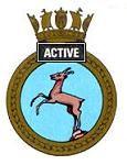 HMS Active (Pennant F171)