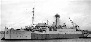 HMS Alaunia