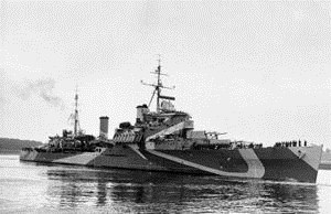 HMS Bermuda