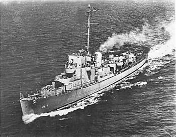 HMS Blackwood