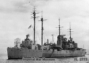 HMS Boxer