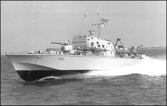 HMS Brave Borderer