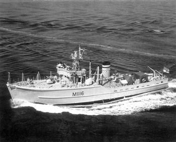HMS Burnaston