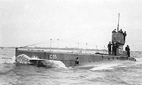 HMS C35
