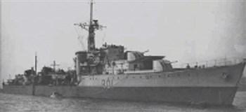 HMS Caprice