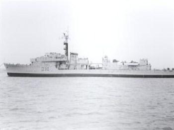 HMS Carron