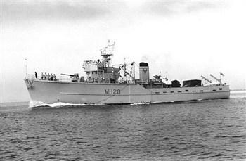 HMS Caunton