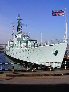 HMS Cavalier