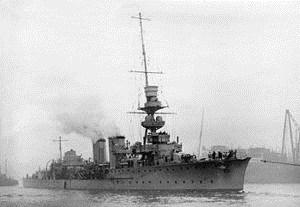 HMS Centaur
