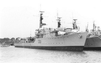 HMS Chequers