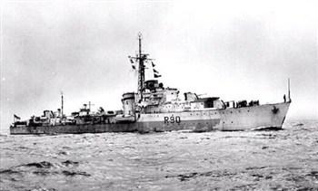 HMS Cheviot