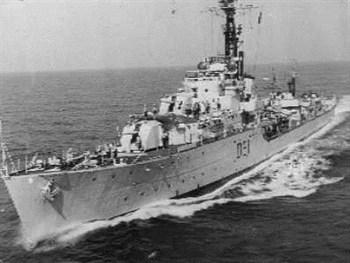 HMS Chevron