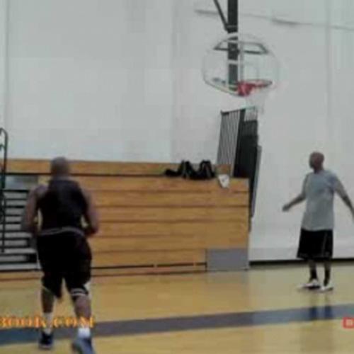 Basketball Shooting Workout Video 5 From Dre Baldwin