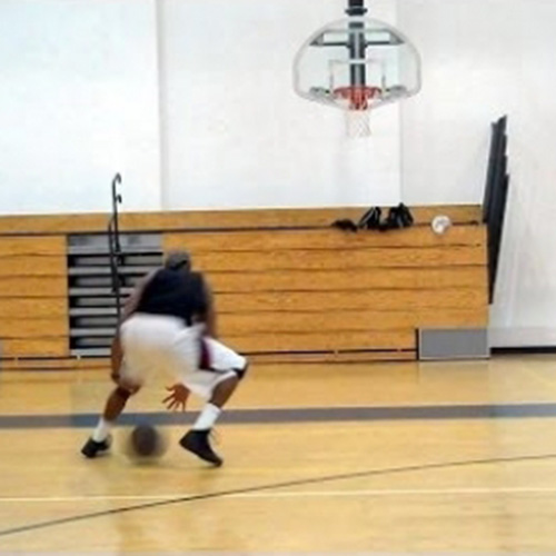 Basketball Shooting Workout Video 6 From Dre Baldwin