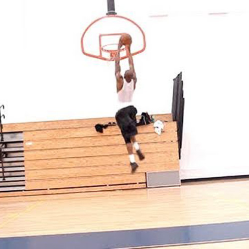Basketball Vertical Jump Workout Video 5 with Dre Baldwin