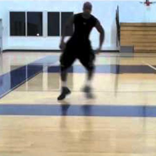 Dre Baldwin's Basketball Defense Workout 4