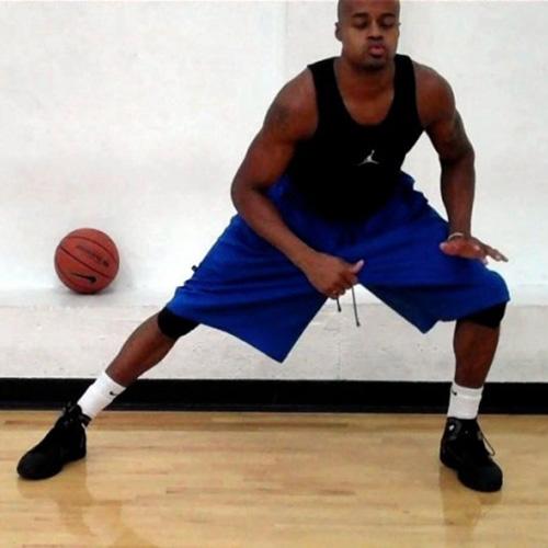 Dre Baldwin's Basketball Defense Workout 3